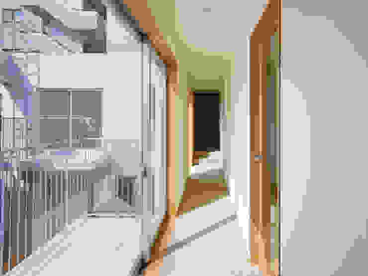 TRM モダンスタイルの 玄関&廊下&階段 の 小松設計 モダン