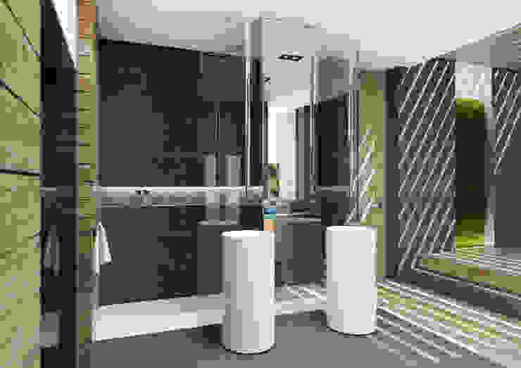 Moderne Badezimmer von plasma Modern