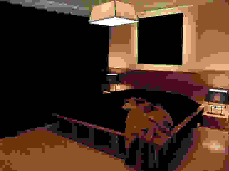 STİLART MOBİLYA DEKORASYON İMALAT.İNŞAAT TAAH. SAN.VE TİC.LTD.ŞTİ. Modern Bedroom