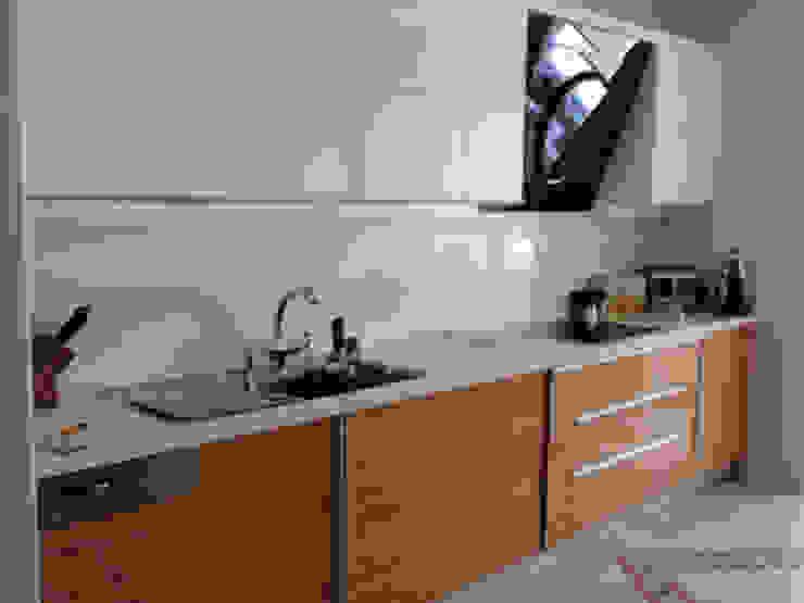 B.C Evi Kağıthane Modern Mutfak STİLART MOBİLYA DEKORASYON İMALAT.İNŞAAT TAAH. SAN.VE TİC.LTD.ŞTİ. Modern