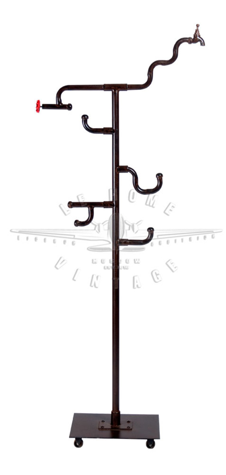 Вешалка напольная V631 от LeHome Interiors Лофт Металл