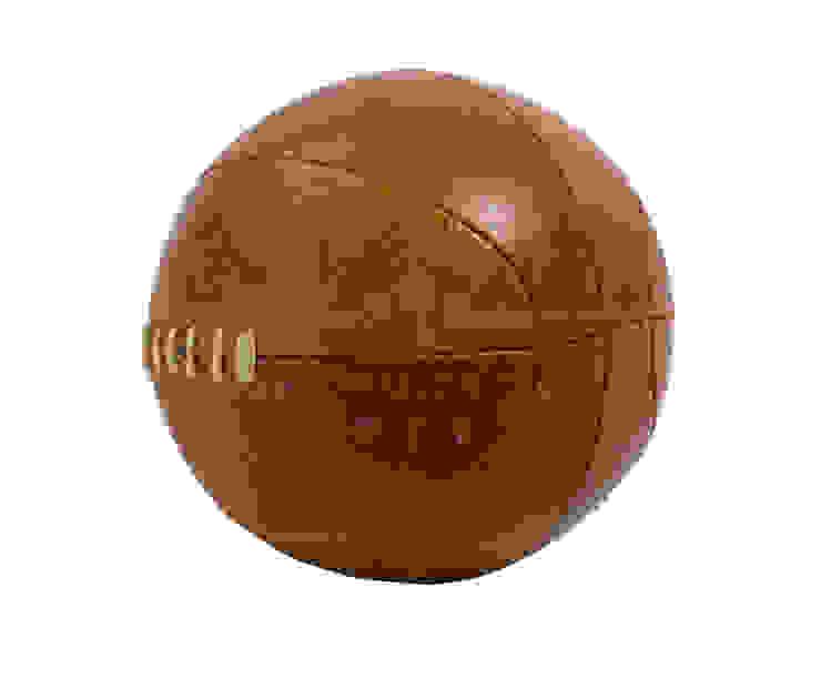 Баскетбольный мяч V754 от LeHome Interiors Лофт Кожа Серый