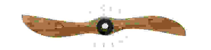 Пропеллер декоративный V794 от LeHome Interiors Лофт Дерево Эффект древесины