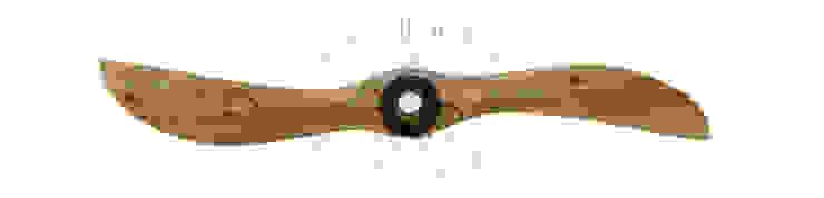 Пропеллер декоративный V795 от LeHome Interiors Лофт Дерево Эффект древесины