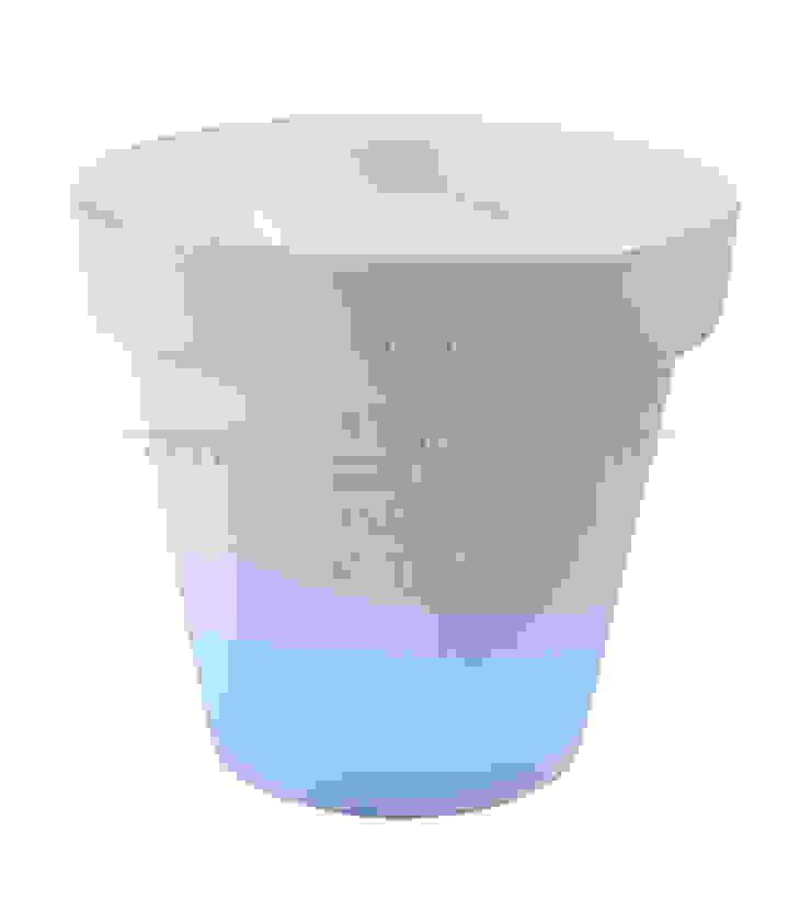 Кашпо с подсветкой V797 от LeHome Interiors Лофт Пластик