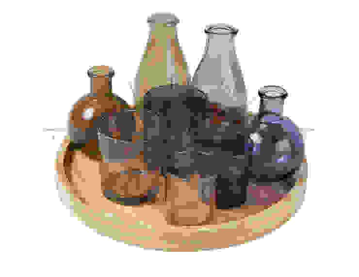 Набор из ваз и подсвечников (9 предметов) V917 от LeHome Interiors Лофт