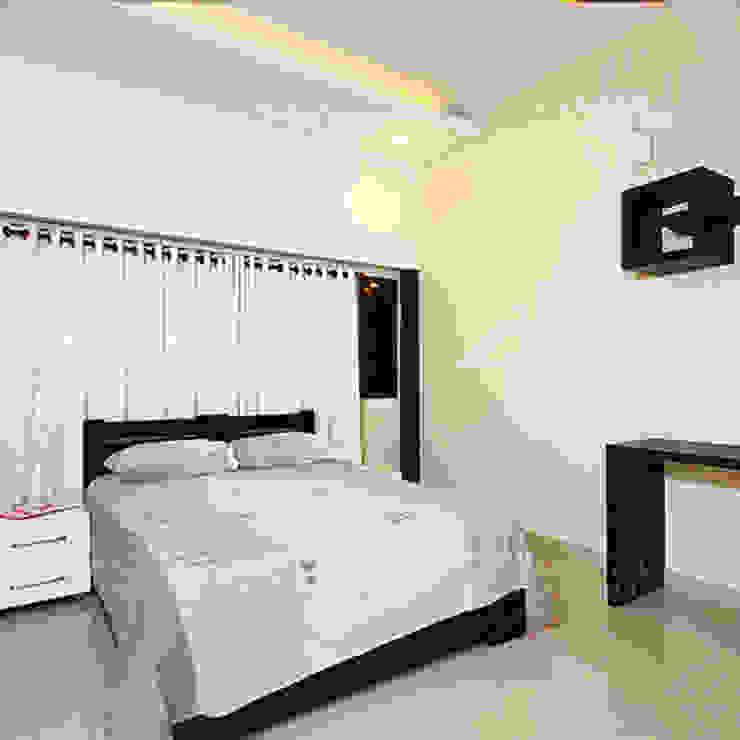 Nizar, Manilala Modern style bedroom by stanzza Modern