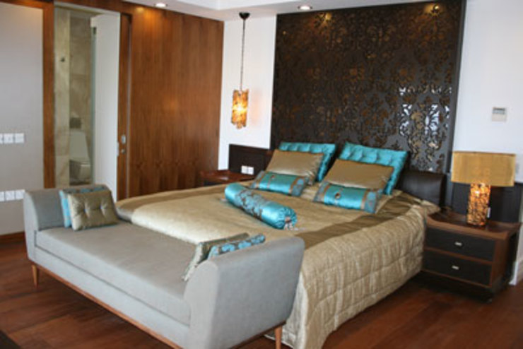 M.H Evi Kıbrıs Modern Yatak Odası STİLART MOBİLYA DEKORASYON İMALAT.İNŞAAT TAAH. SAN.VE TİC.LTD.ŞTİ. Modern
