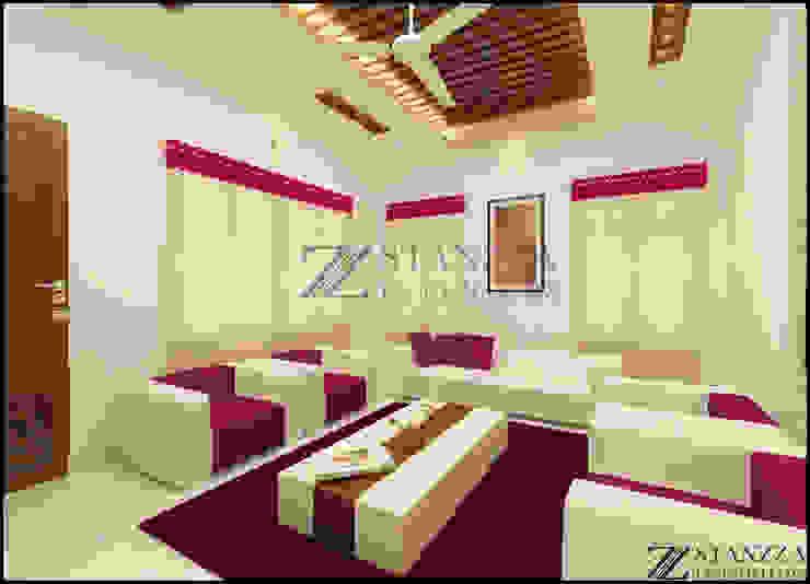 Salas de estar modernas por stanzza Moderno