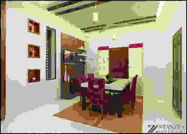 Nizar, Manilala Modern dining room by stanzza Modern