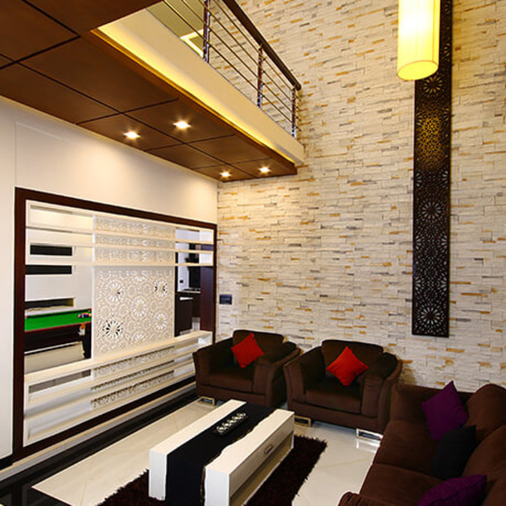 Neji Ismail Modern living room by stanzza Modern