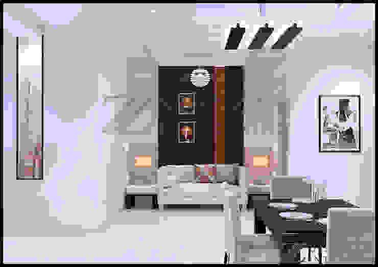 Salas modernas de stanzza Moderno