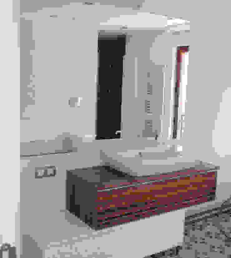 S.Evi Sarıyer Modern Banyo STİLART MOBİLYA DEKORASYON İMALAT.İNŞAAT TAAH. SAN.VE TİC.LTD.ŞTİ. Modern