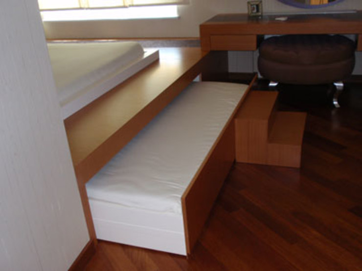 Modern style bedroom by STİLART MOBİLYA DEKORASYON İMALAT.İNŞAAT TAAH. SAN.VE TİC.LTD.ŞTİ. Modern