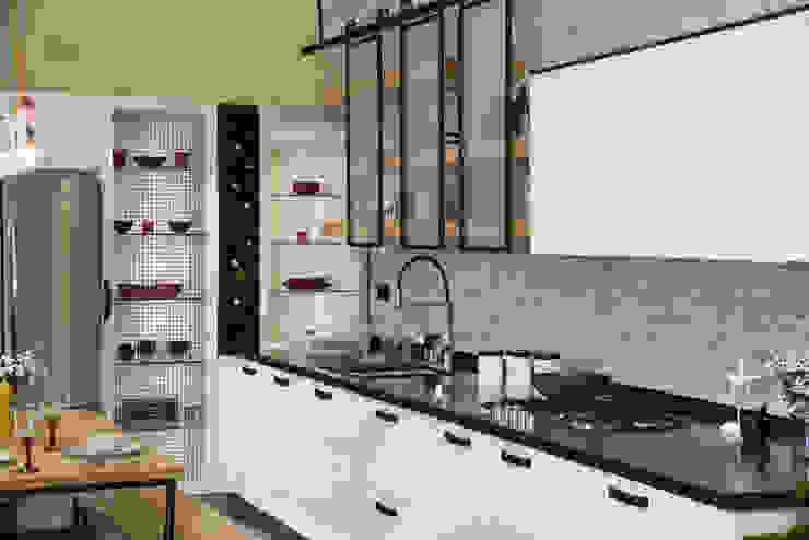 ห้องครัว โดย Bodrum Femaş Mobilya,