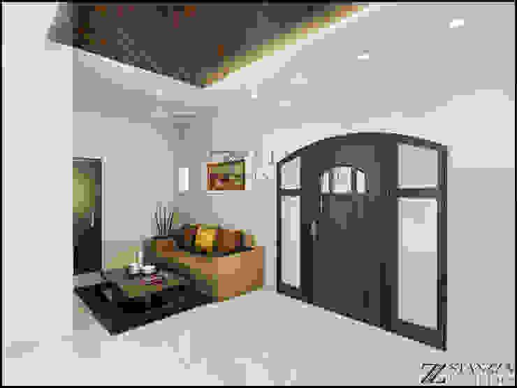 Jubin Raj Modern living room by stanzza Modern