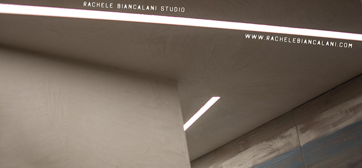 we love led lighting Bagno in stile industriale di Rachele Biancalani Studio Industrial