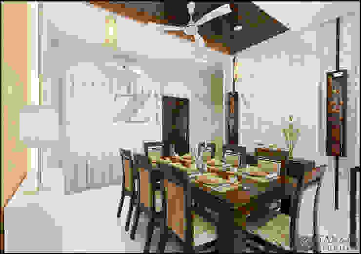 Salle à manger moderne par stanzza Moderne