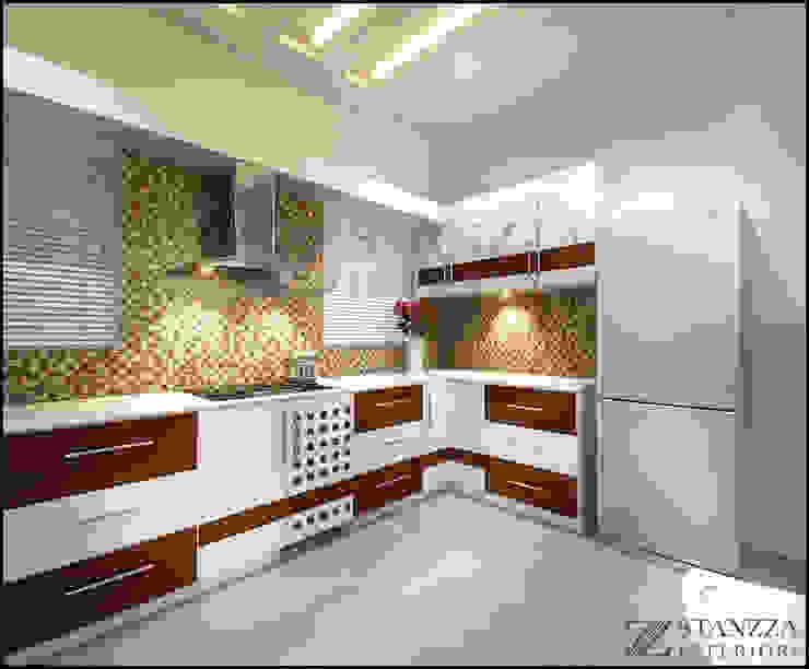 Cuisine moderne par stanzza Moderne