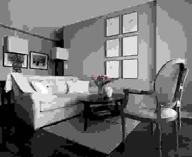 Appartement, 2012 Salon classique par ANNA DUVAL Classique