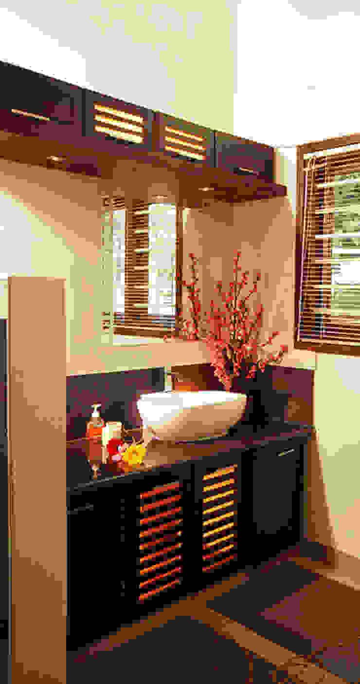 Anaz Modern bathroom by stanzza Modern