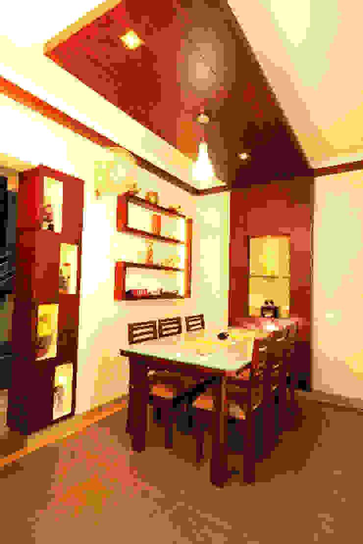 Anaz Modern dining room by stanzza Modern
