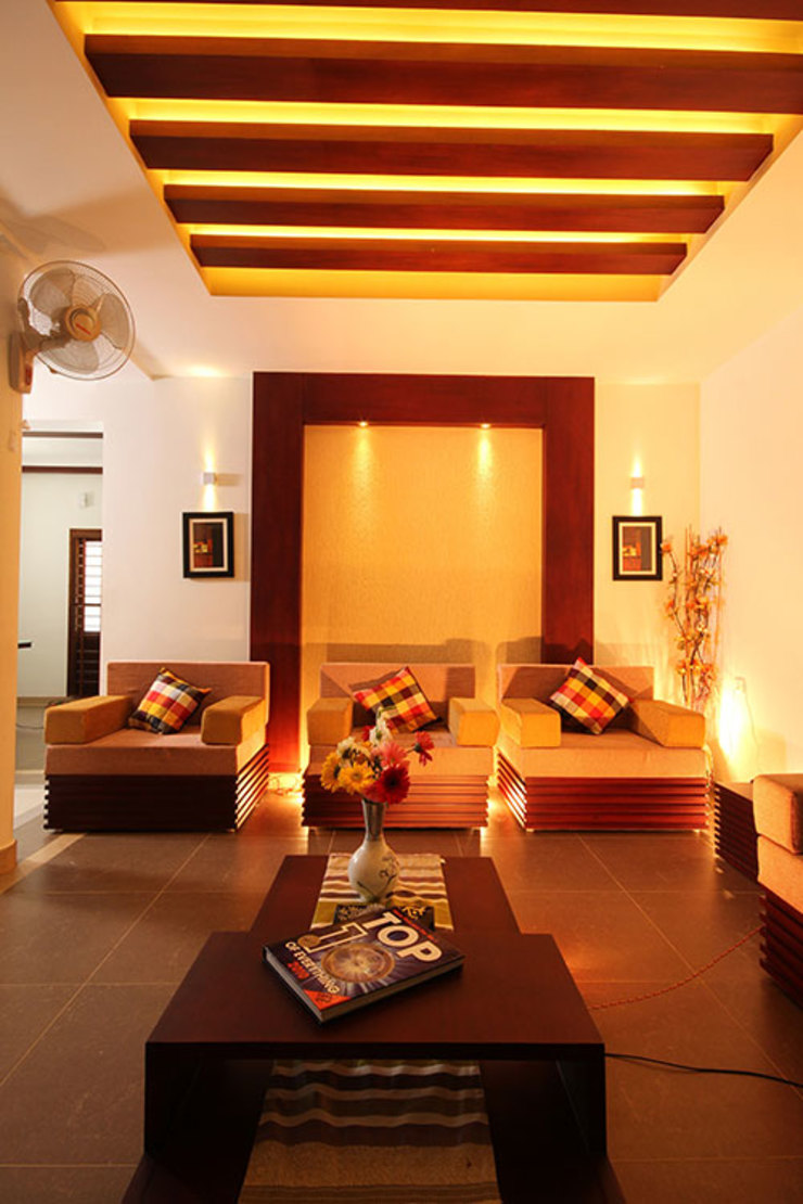 Anaz Modern living room by stanzza Modern