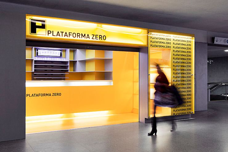 Plataforma Zero por Al.Ma Fotografia