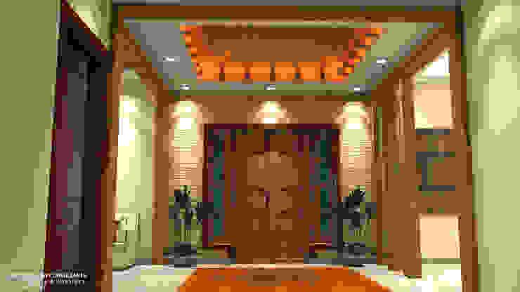 Koridor dan lorong oleh Al Imaraa , Modern