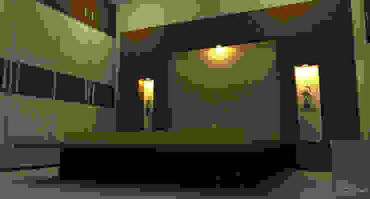 Residence Modern style bedroom by Al Imaraa Modern