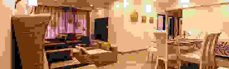 Apartment by Kalakshetra designs