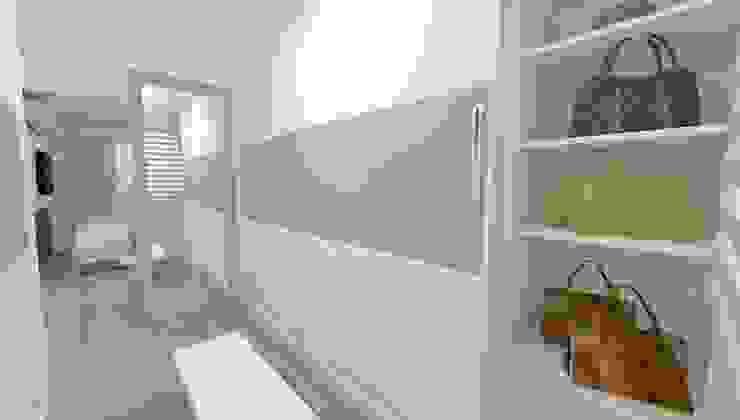 Apartamento FH Closets por INOVAT Arquitetura e interiores Moderno