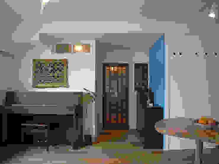 勝どきマンションリフォーム 北欧デザインの リビング の ヤマトヒロミ設計室 北欧