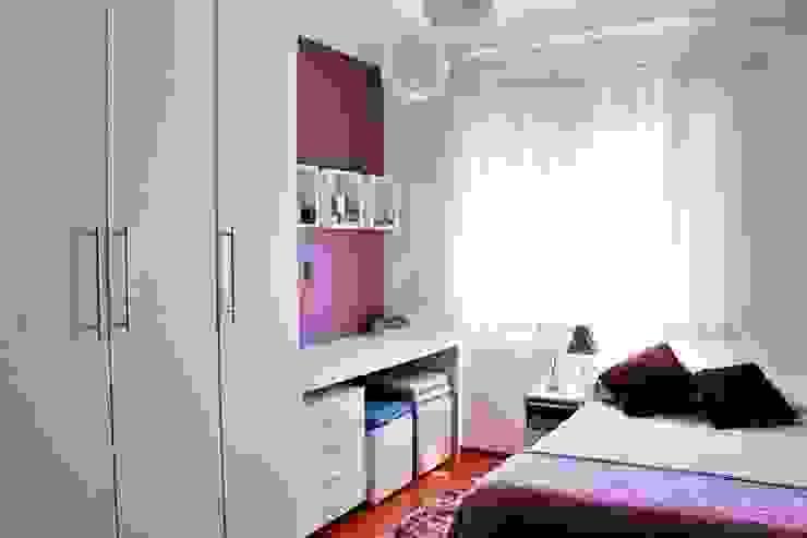 Residência RD Quartos modernos por INOVAT Arquitetura e interiores Moderno