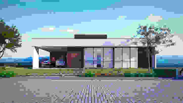 AF Arquitetura Maisons modernes