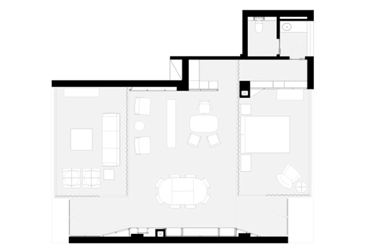 Loja LBS Lifestyle, Guimarães por Vítor Leal Barros Architecture Moderno