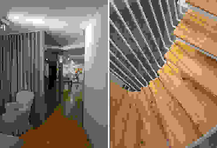 Loja Prassa Mulher, Porto Lojas e Espaços comerciais modernos por ASVS Arquitectos Associados Moderno