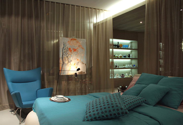 Loja LBS Lifestyle, Guimarães Lojas e Espaços comerciais modernos por Vítor Leal Barros Architecture Moderno