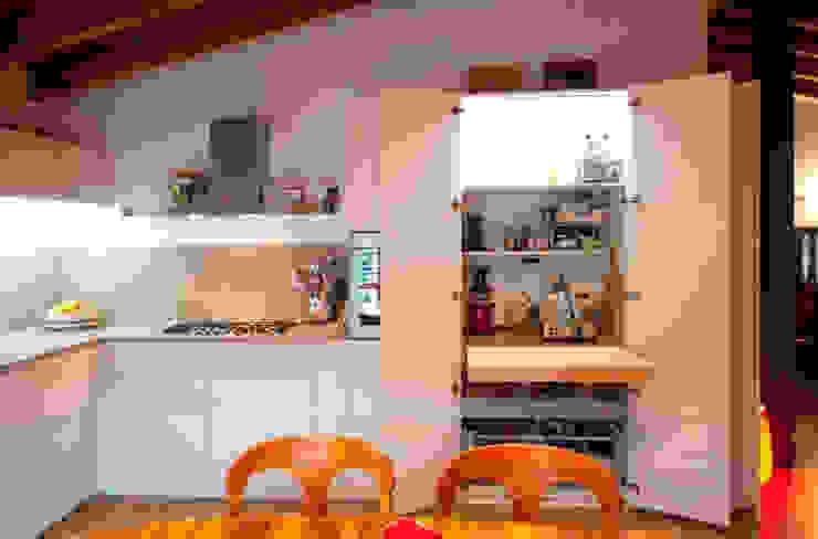 Progetto cucina Cucina moderna di STEFANIA ARREDA Moderno
