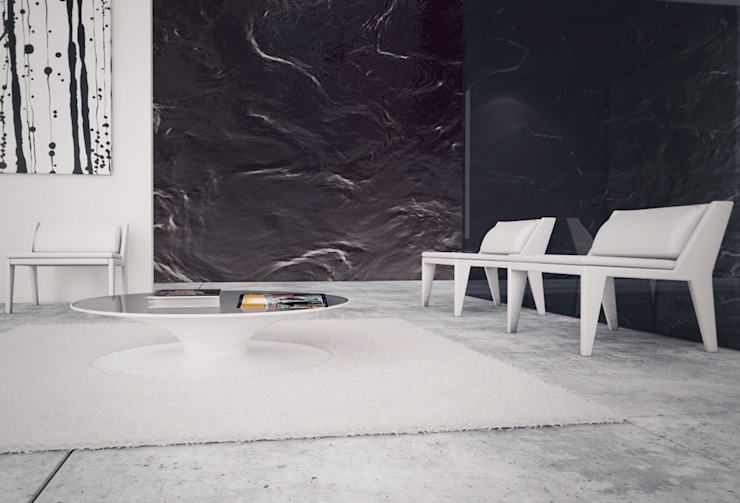 Modern clinics by ASVS Arquitectos Associados Modern