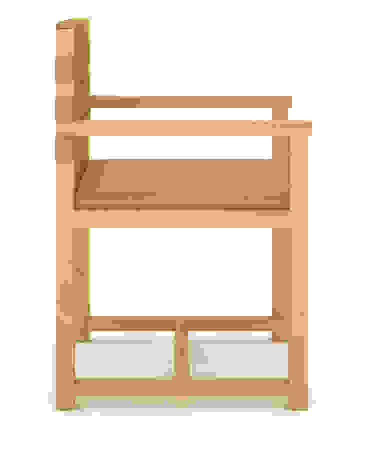 Silla – Neidel de diesco Moderno Compuestos de madera y plástico