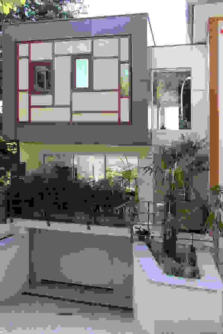 Extension Contemporaine à Meudon Olivier Stadler Architecte Maisons modernes