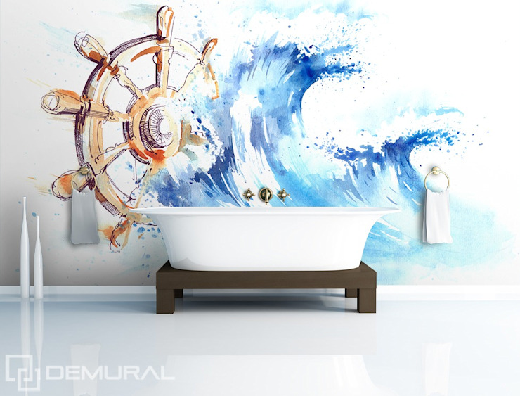 Demural.pl Modern bathroom