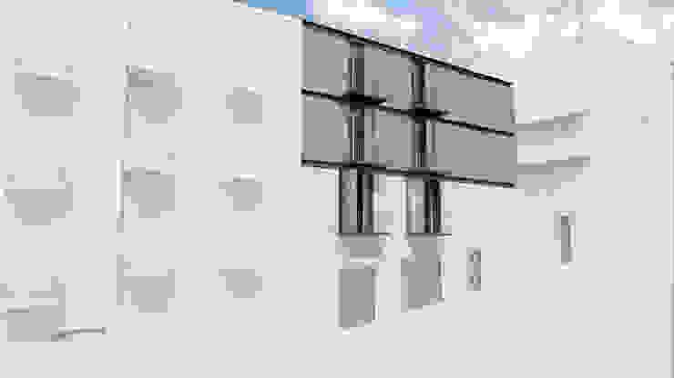 Lofts Rua da Firmeza, Porto Casas modernas por ASVS Arquitectos Associados Moderno