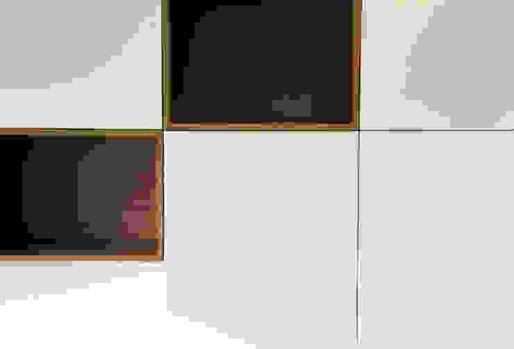 Apartamento em Trandeiras, Braga Closets minimalistas por ASVS Arquitectos Associados Minimalista