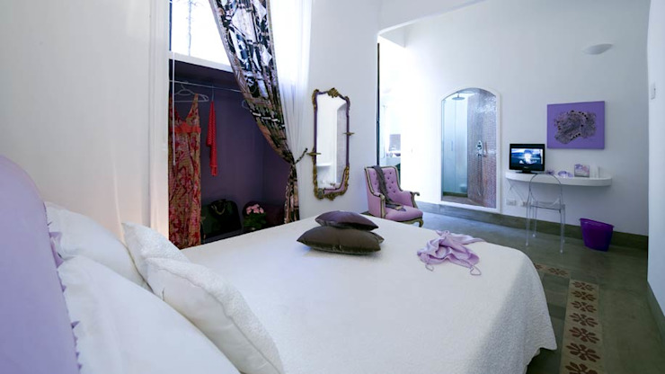 Bedroom by FS design, Eclectic Pottery