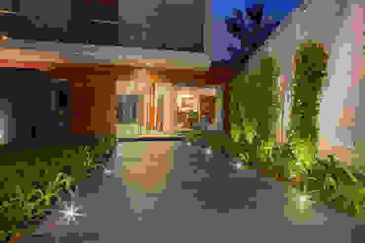 Casas de estilo  por DLPS Arquitectos,