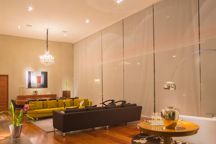 Living room by DLPS Arquitectos