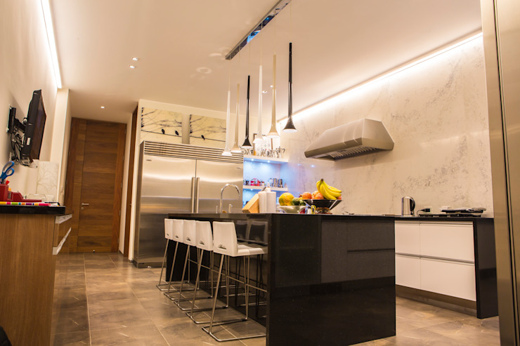 Kitchen by DLPS Arquitectos
