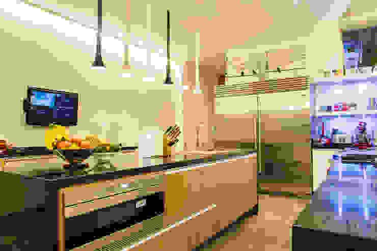 Casa La Estancia Cocinas modernas de DLPS Arquitectos Moderno